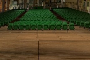 Royal Opera House, Malta: Ipe decking
