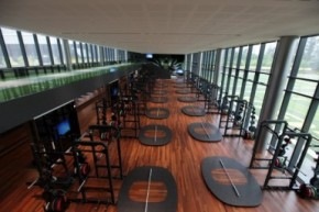 The Ducks' Football Performance Center at the University of Oregon: Ipe